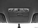 2012 Toyota Highlander, courtesy lamps/ceiling controls.