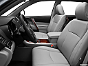 2012 Toyota Highlander Limited, front seats from drivers side.
