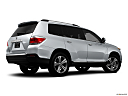 2012 Toyota Highlander Limited, low/wide rear 5/8.