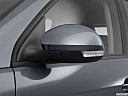 2012 Volkswagen Tiguan S, driver's side mirror, 3_4 rear
