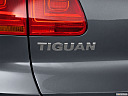 2012 Volkswagen Tiguan S, rear model badge/emblem