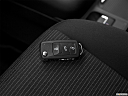2012 Volkswagen Tiguan S, key fob on driver's seat.