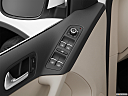 2012 Volkswagen Tiguan SE w/Sunroof and Nav, driver's side inside window controls.
