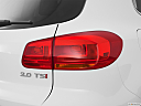 2012 Volkswagen Tiguan SE w/Sunroof and Nav, passenger side taillight.