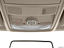 2012 Volkswagen Tiguan SE w/Sunroof and Nav, courtesy lamps/ceiling controls.