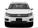 2012 Volkswagen Tiguan SE w/Sunroof and Nav, low/wide front.