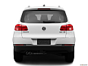 2012 Volkswagen Tiguan SE w/Sunroof and Nav, low/wide rear.