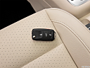 2012 Volkswagen Tiguan SE w/Sunroof and Nav, key fob on driver's seat.