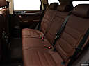 2012 Volkswagen Touareg TDI Lux, rear seats from drivers side.