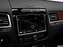 2012 Volkswagen Touareg TDI Lux, driver position view of navigation system.