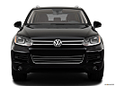 2012 Volkswagen Touareg TDI Lux, low/wide front.