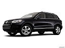 2012 Volkswagen Touareg TDI Lux, low/wide front 5/8.