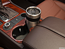 2012 Volkswagen Touareg TDI Lux, cup holder prop (primary).