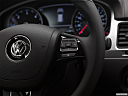 2012 Volkswagen Touareg TDI Lux, steering wheel controls (right side)