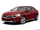 2012 Volvo S60 T5 SR, front angle medium view.