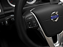 2012 Volvo S60 T5 SR, steering wheel controls (left side)