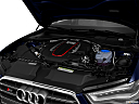 2013 Audi S6 4.0TFSI Seven-speed S Tronic transmission, engine.
