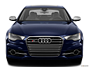 2013 Audi S6 4.0TFSI Seven-speed S Tronic transmission, low/wide front.