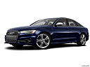 2013 Audi S6 4.0TFSI Seven-speed S Tronic transmission, low/wide front 5/8.
