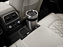 2013 Audi S6 4.0TFSI Seven-speed S Tronic transmission, cup holder prop (quaternary).