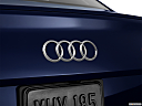 2013 Audi S6 4.0TFSI Seven-speed S Tronic transmission, rear manufacture badge/emblem