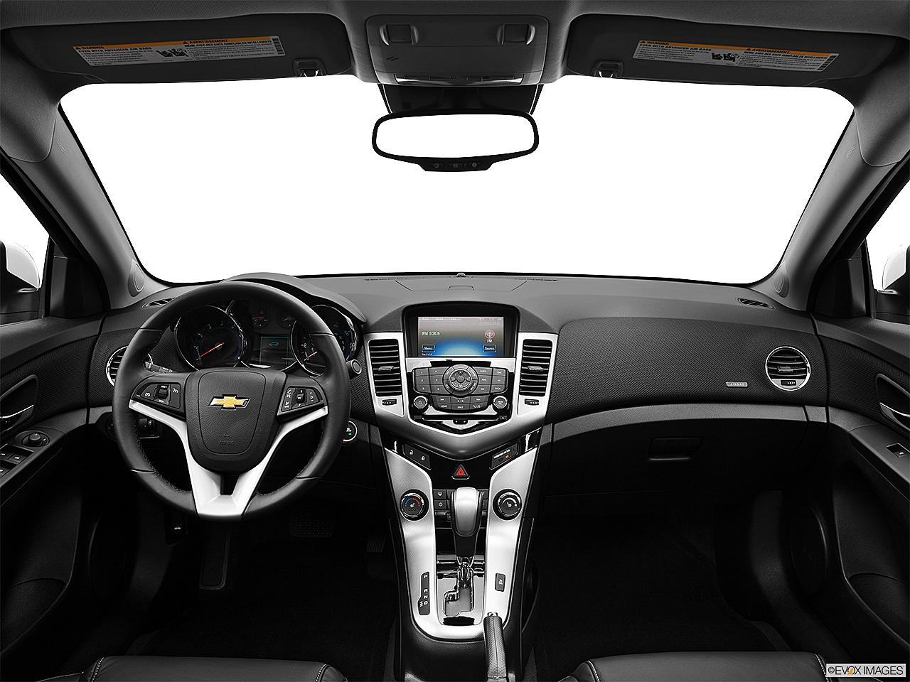 2013 Chevrolet Cruze LTZ Auto 4dr Sedan w/1SJ - Research - GrooveCar