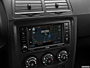 2013 Dodge Challenger R/T Plus, driver position view of navigation system.