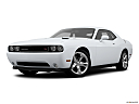 2013 Dodge Challenger R/T Plus, front angle medium view.