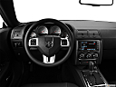 2013 Dodge Challenger R/T Plus, steering wheel/center console.