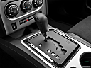 2013 Dodge Challenger SRT8 392, gear shifter/center console.