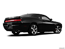 2013 Dodge Challenger SRT8 392, low/wide rear 5/8.