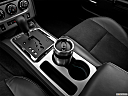2013 Dodge Challenger SRT8 392, cup holder prop (primary).