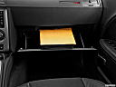 2013 Dodge Challenger SRT8 392, glove box open.