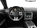 2013 Dodge Challenger SRT8 392, steering wheel/center console.