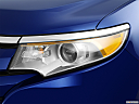2013 Ford Edge SEL, drivers side headlight.