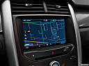 2013 Ford Edge SEL, driver position view of navigation system.