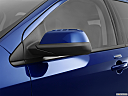 2013 Ford Edge SEL, driver's side mirror, 3_4 rear