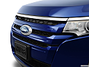 2013 Ford Edge SEL, close up of grill.