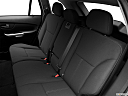 2013 Ford Edge SE, rear seats from drivers side.