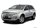 2013 Ford Edge SE, front angle medium view.