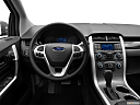 2013 Ford Edge SE, steering wheel/center console.
