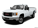 2013 GMC Sierra 2500HD WT, front angle view.