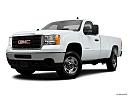 2013 GMC Sierra 2500HD WT, front angle medium view.