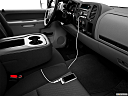 2013 GMC Sierra 2500HD WT, zune and auxiliary jack