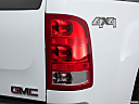 2013 GMC Sierra 2500HD SLE, passenger side taillight.