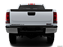 2013 GMC Sierra 2500HD SLE, low/wide rear.
