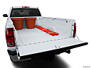 2013 GMC Sierra 2500HD SLE, trunk props.