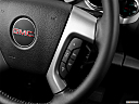 2013 GMC Sierra 2500HD SLE, steering wheel controls (right side)