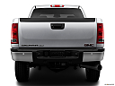 2013 GMC Sierra 2500HD SLT, low/wide rear.