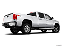 2013 GMC Sierra 2500HD SLT, low/wide rear 5/8.